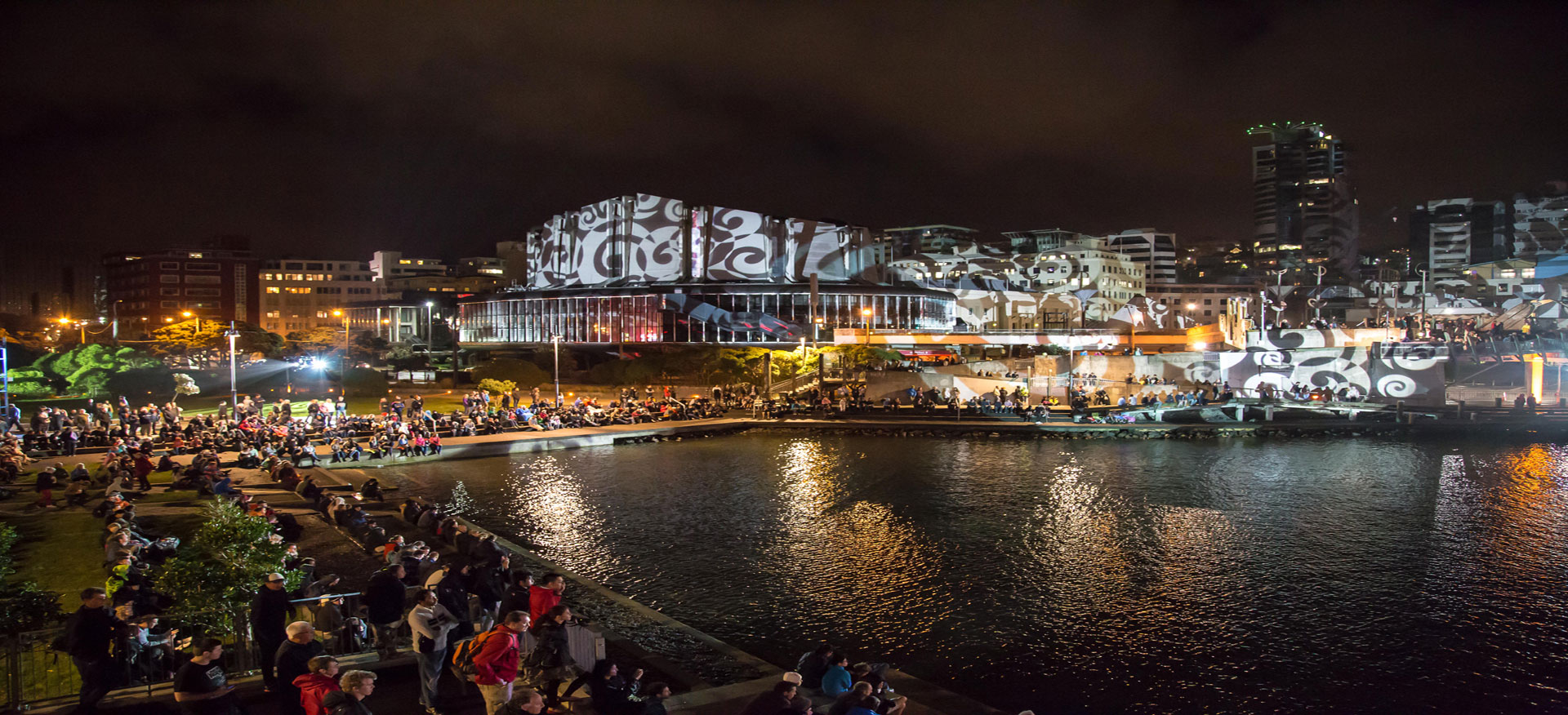 Wellington Waterfront New Year's Eve